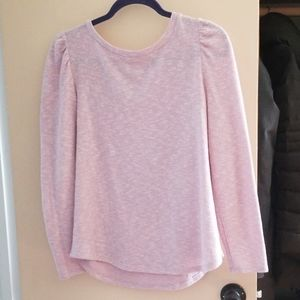 Sz. M old navy colored puffy sweater
